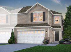 Everton II ei - Heather Ridge - Duplex: Crown Point, Indiana - Lennar