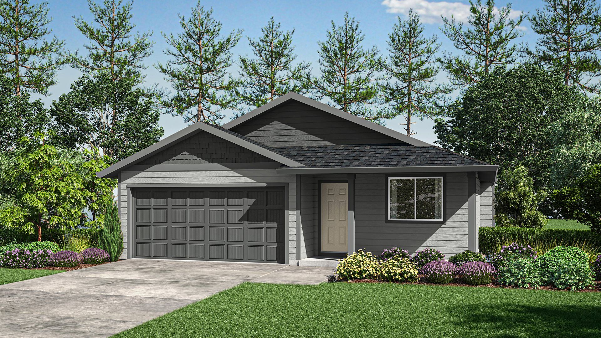 Exterior featured in the Atwood By Lennar in Salem, OR