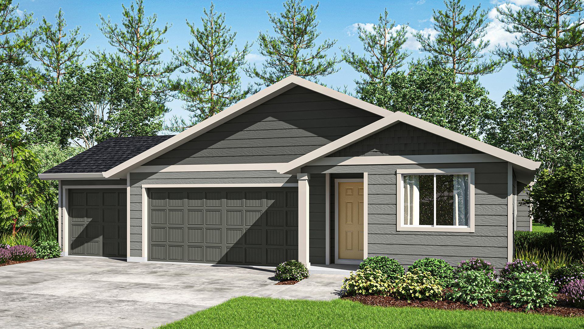 Exterior featured in the William By Lennar in Salem, OR