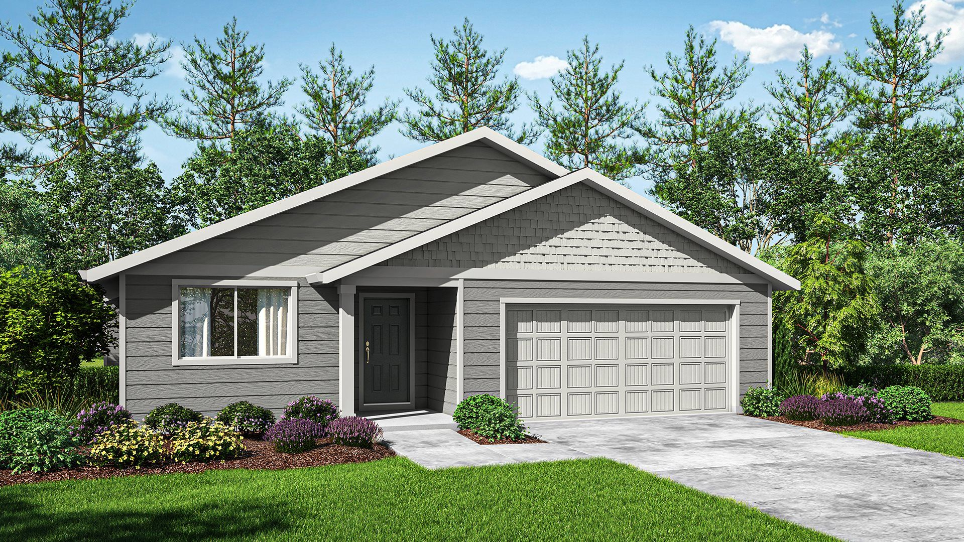 Exterior featured in the Thatcher By Lennar in Salem, OR