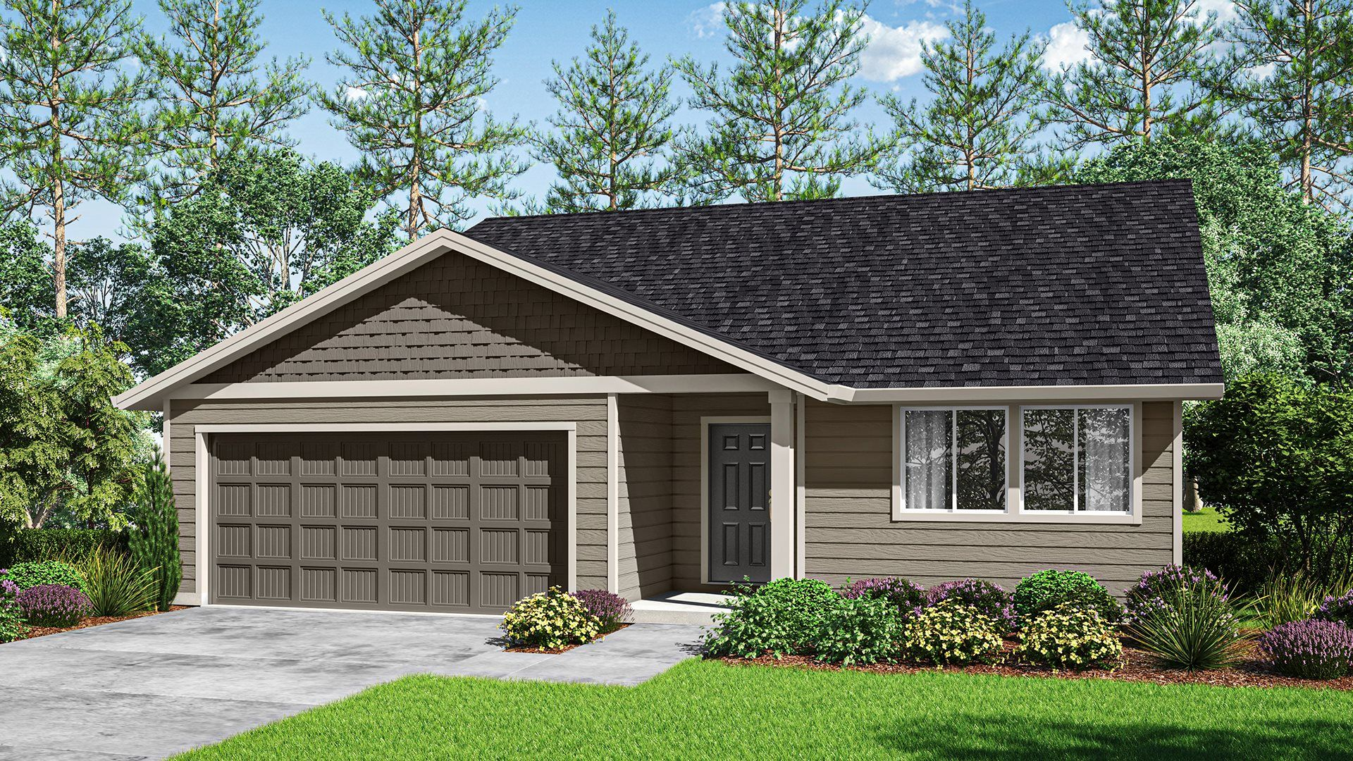 Exterior featured in the Everett By Lennar in Salem, OR