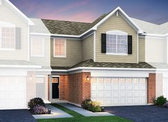 Marianne ei - Legend Lakes Townhomes: McHenry, Illinois - Lennar