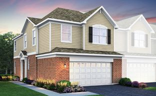 Legend Lakes Townhomes by Lennar in Chicago Illinois
