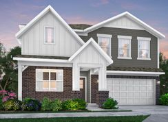 Kingston - Copperstone - Copperstone Venture: New Palestine, Indiana - Lennar