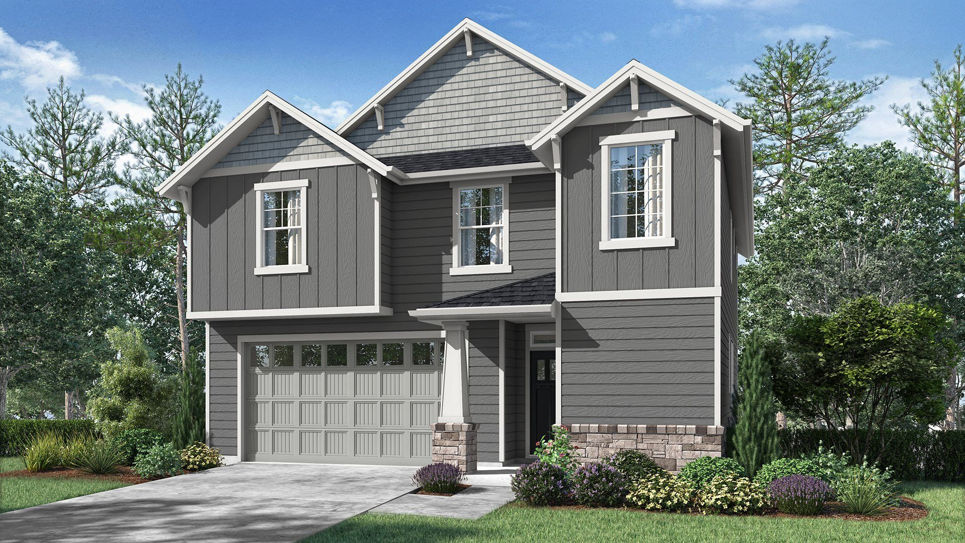 Exterior featured in the Crestwood By Lennar in Portland-Vancouver, OR