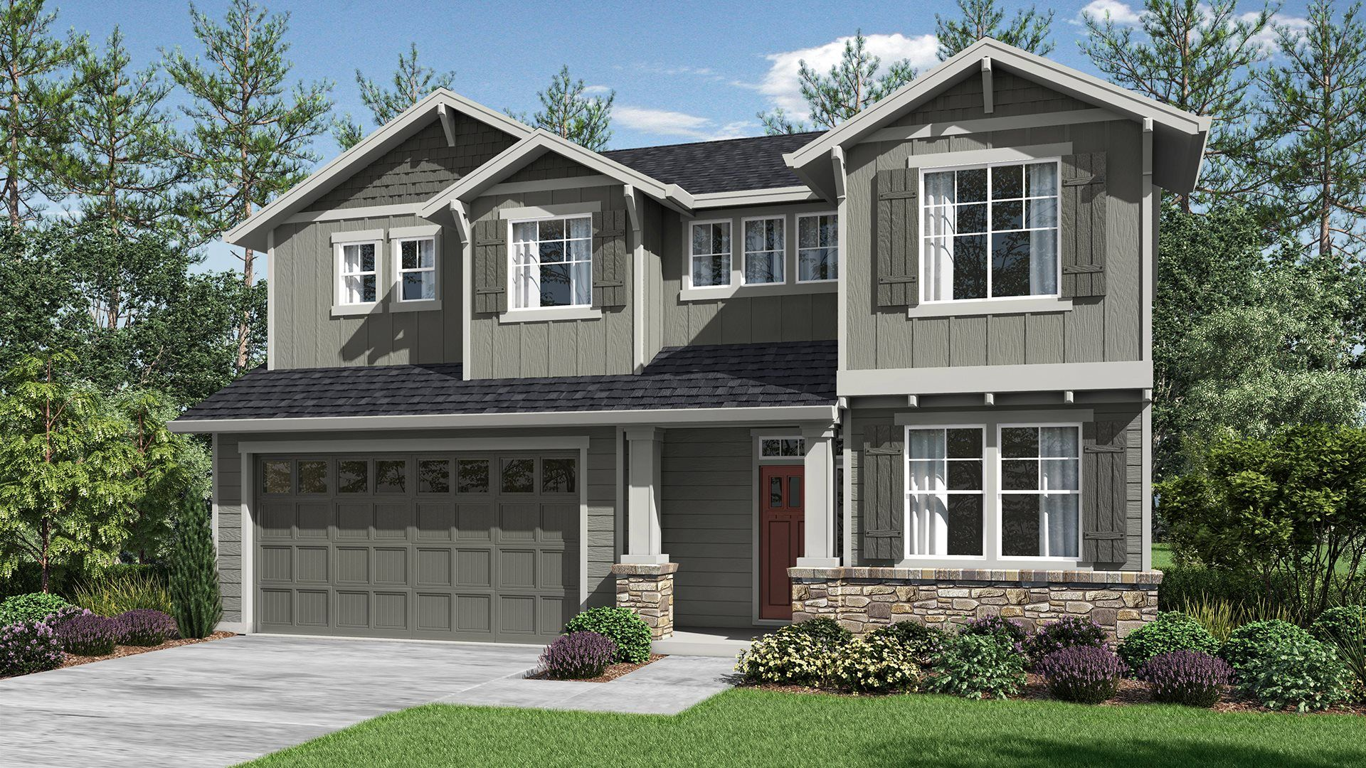 Exterior featured in the Arlington By Lennar in Portland-Vancouver, OR