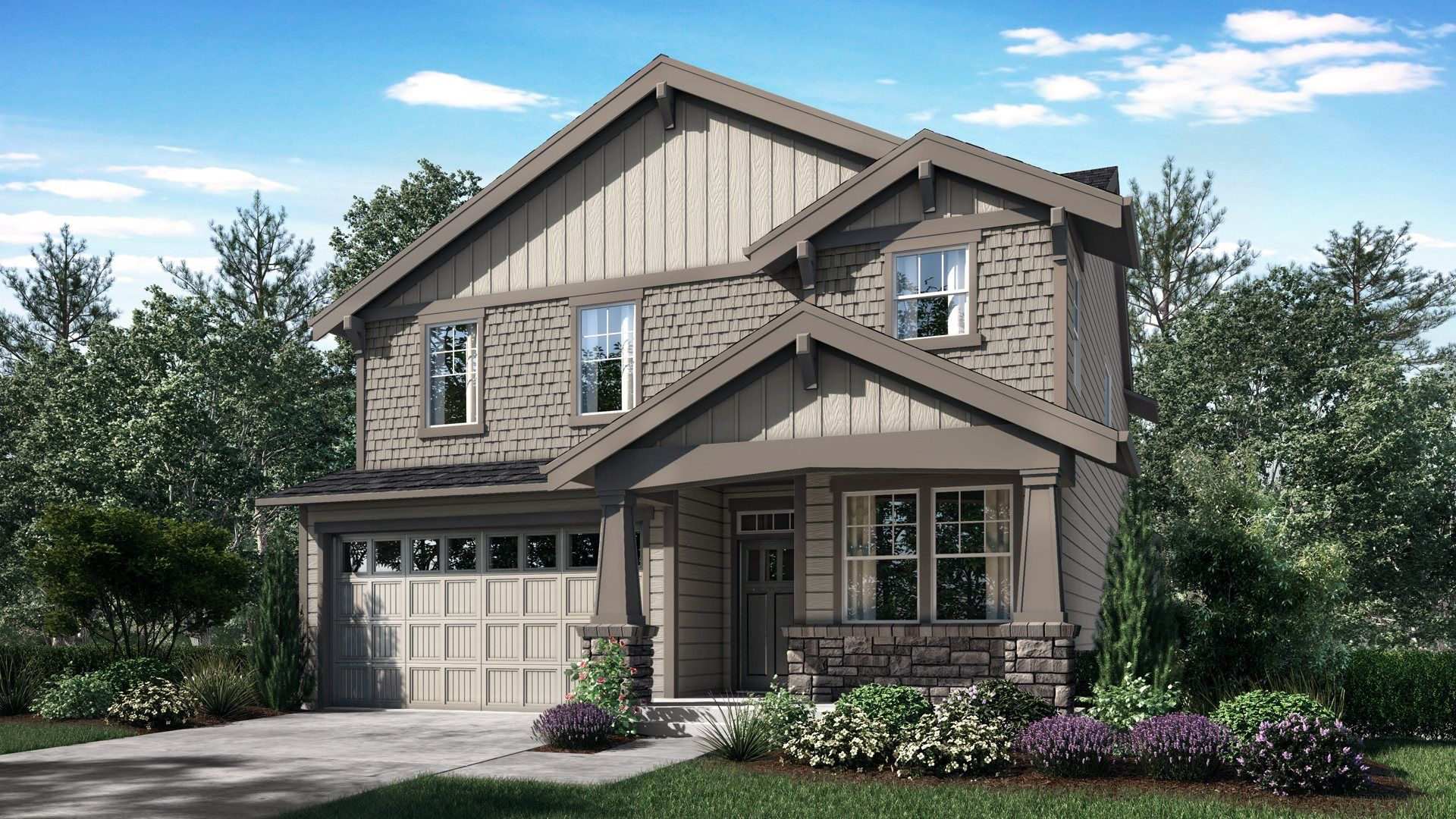 Exterior featured in the Jade By Lennar in Portland-Vancouver, OR