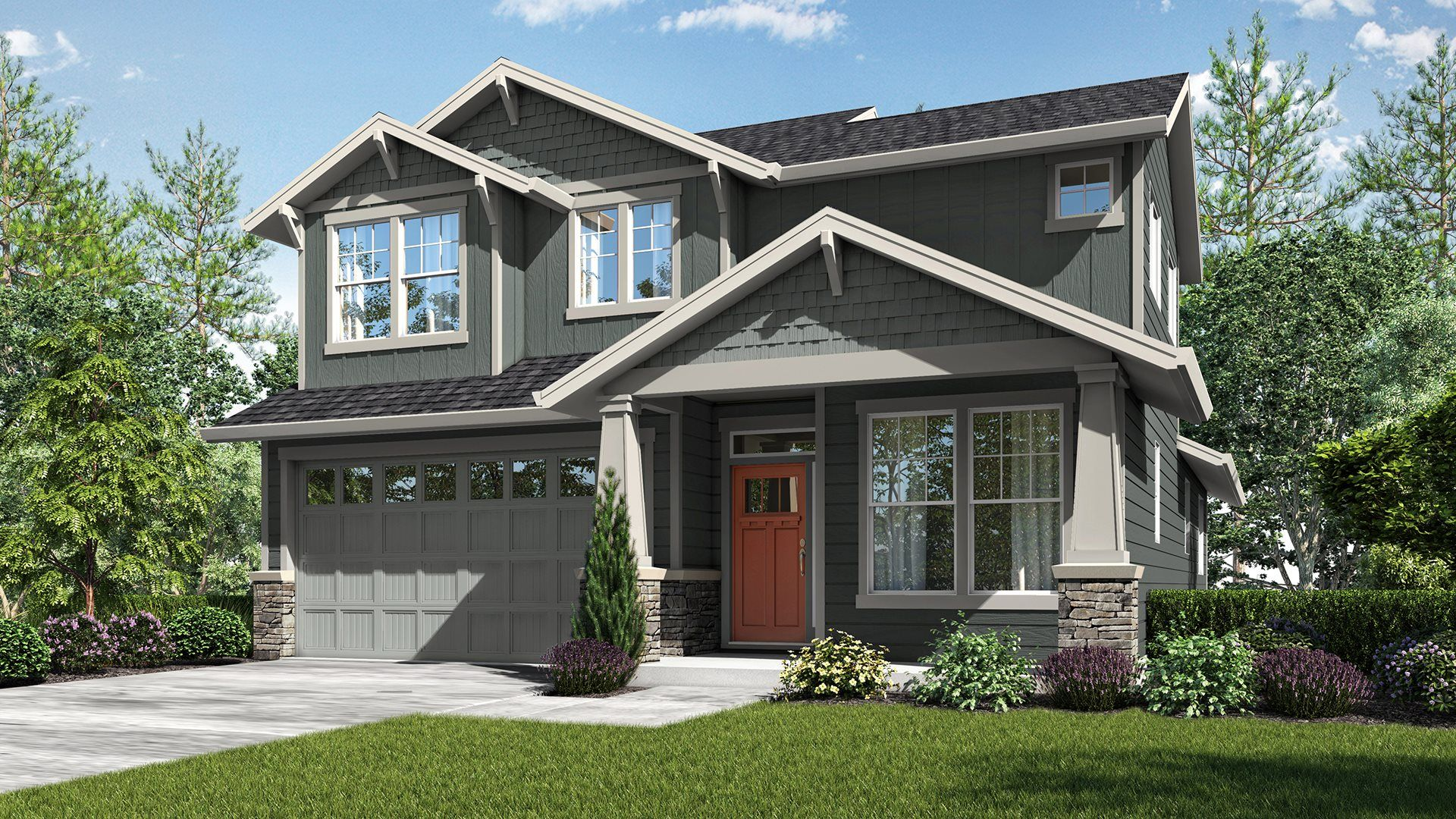 Exterior featured in the Pecan By Lennar in Portland-Vancouver, OR