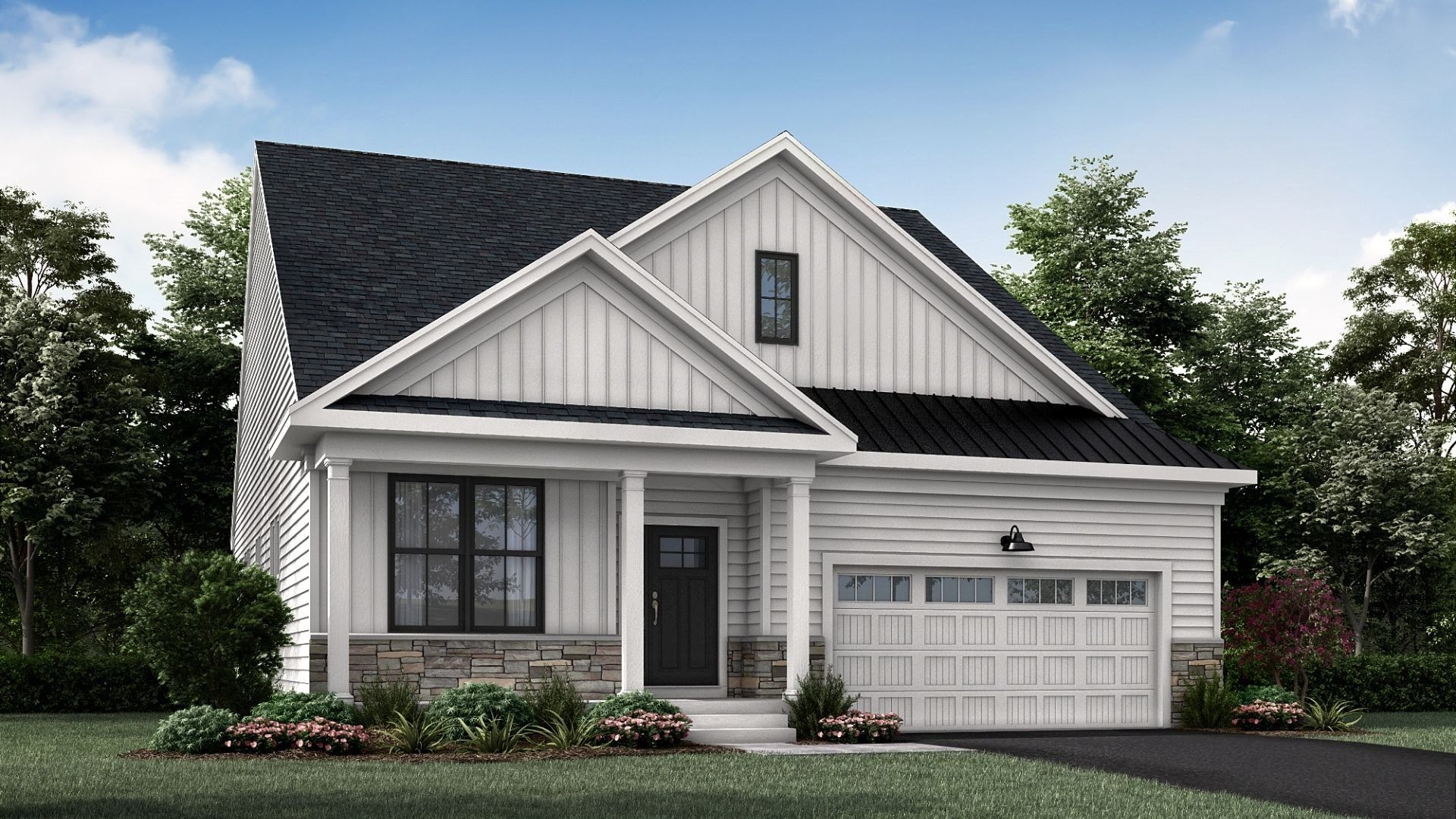 Exterior featured in the Mendocino By Lennar in Philadelphia, PA
