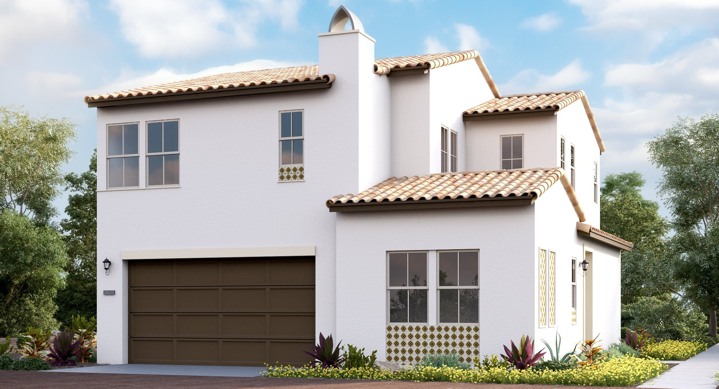 Exterior featured in the Residence 1 By Lennar in San Diego, CA