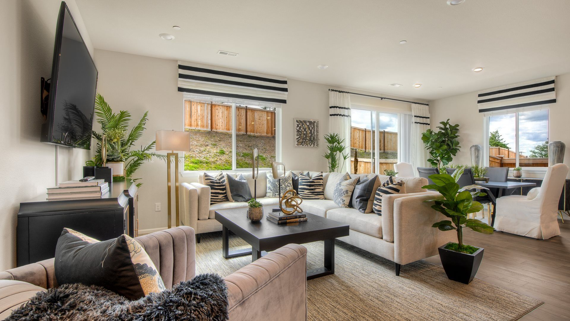 Living Area featured in the Hamilton By Lennar in Tacoma, WA