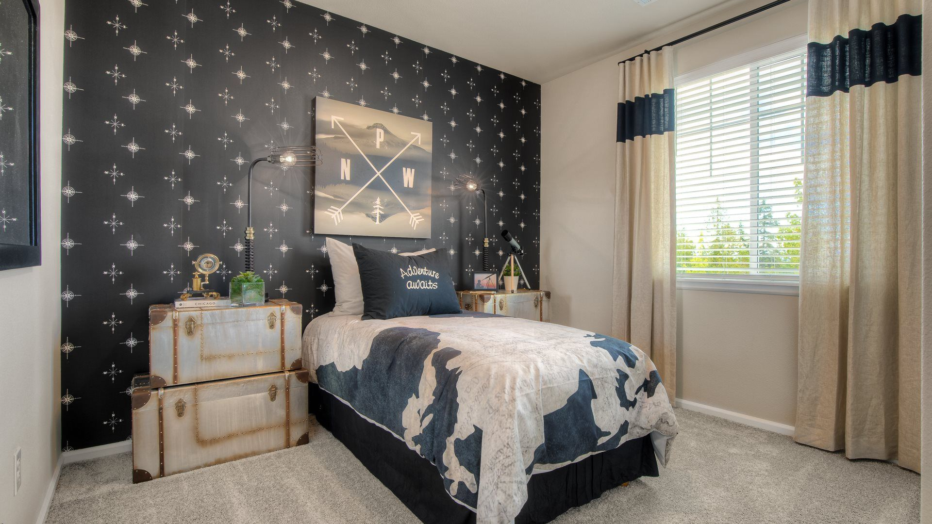 Bedroom featured in the Hamilton By Lennar in Tacoma, WA