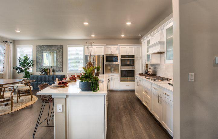 Kitchen featured in the Bainbridge 4-Car By Lennar in Tacoma, WA