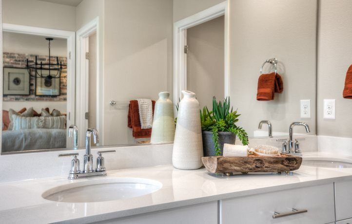 Bathroom featured in the Bainbridge 4-Car By Lennar in Tacoma, WA