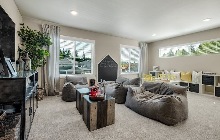 Living Area featured in the Meridian By Lennar in Seattle-Bellevue, WA