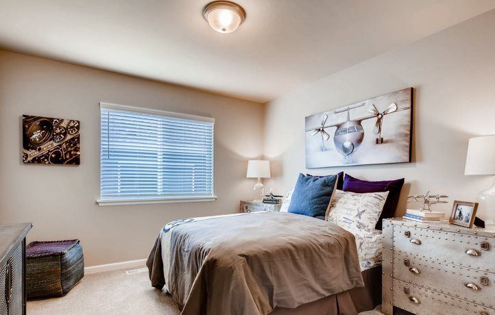 Bedroom featured in the Ashland By Lennar in Seattle-Bellevue, WA
