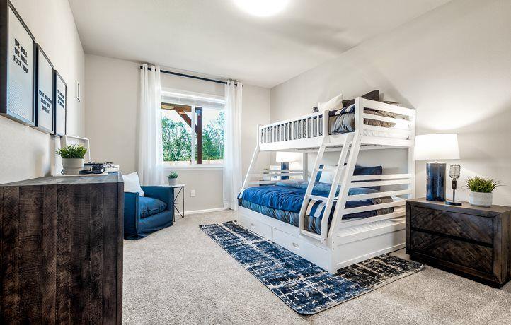 Bedroom featured in the Ballinger II By Lennar in Seattle-Bellevue, WA