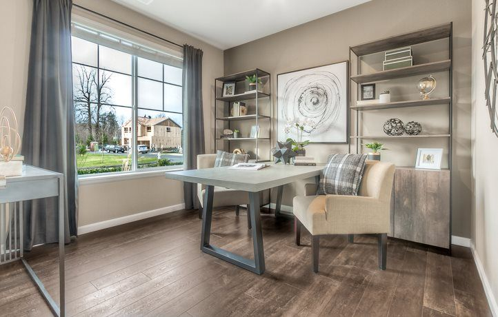 Living Area featured in the Davenport By Lennar in Seattle-Bellevue, WA