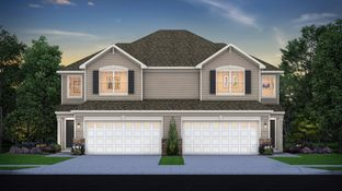 Davis II ei - Heather Ridge - Duplex: Crown Point, Indiana - Lennar