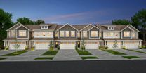 Camden Townhomes by Lennar in Indianapolis Indiana