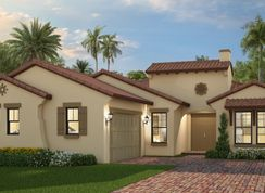 Hibiscus - Parkland Bay - Estates Collection: Parkland, Florida - WCI