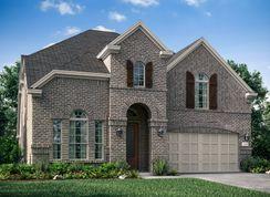 Somerville II - Waterbrook 50': Argyle, Texas - Village Builders