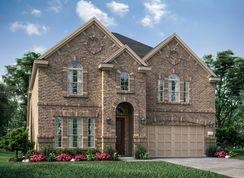 Bryson II - Waterbrook 50': Argyle, Texas - Village Builders