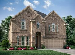 Bryson II w/Theater - Waterbrook 50': Argyle, Texas - Village Builders