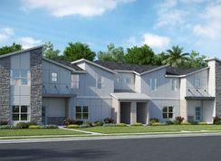 Royale Palm - ChampionsGate - Luxury Resort Townhomes: Davenport, Florida - Lennar