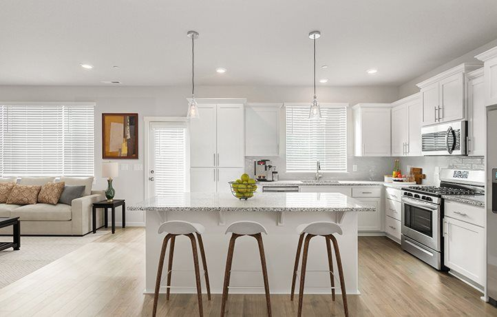 Kitchen featured in the Crestwood By Lennar in Portland-Vancouver, OR