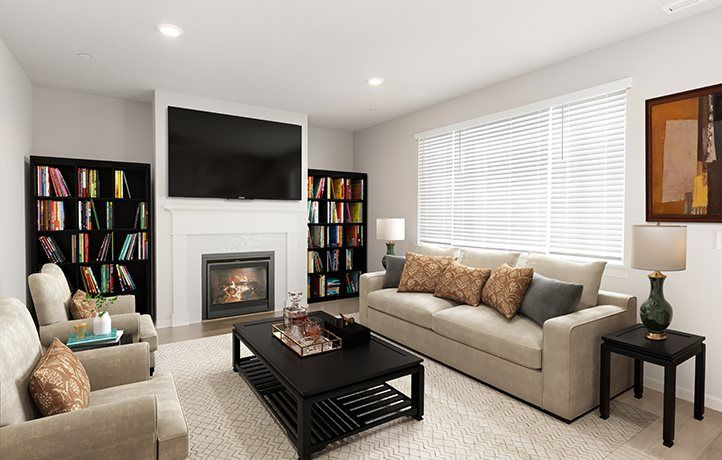 Living Area featured in the Crestwood By Lennar in Portland-Vancouver, OR