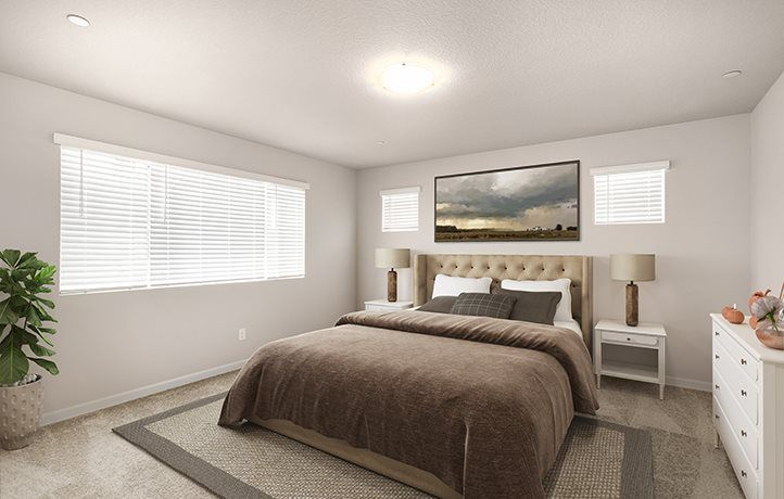 Bedroom featured in the Crestwood By Lennar in Portland-Vancouver, OR