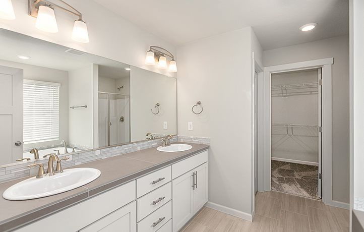 Bathroom featured in the Crestwood By Lennar in Portland-Vancouver, OR