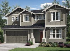Arlington - Mt Solo Place: Longview, Oregon - Lennar