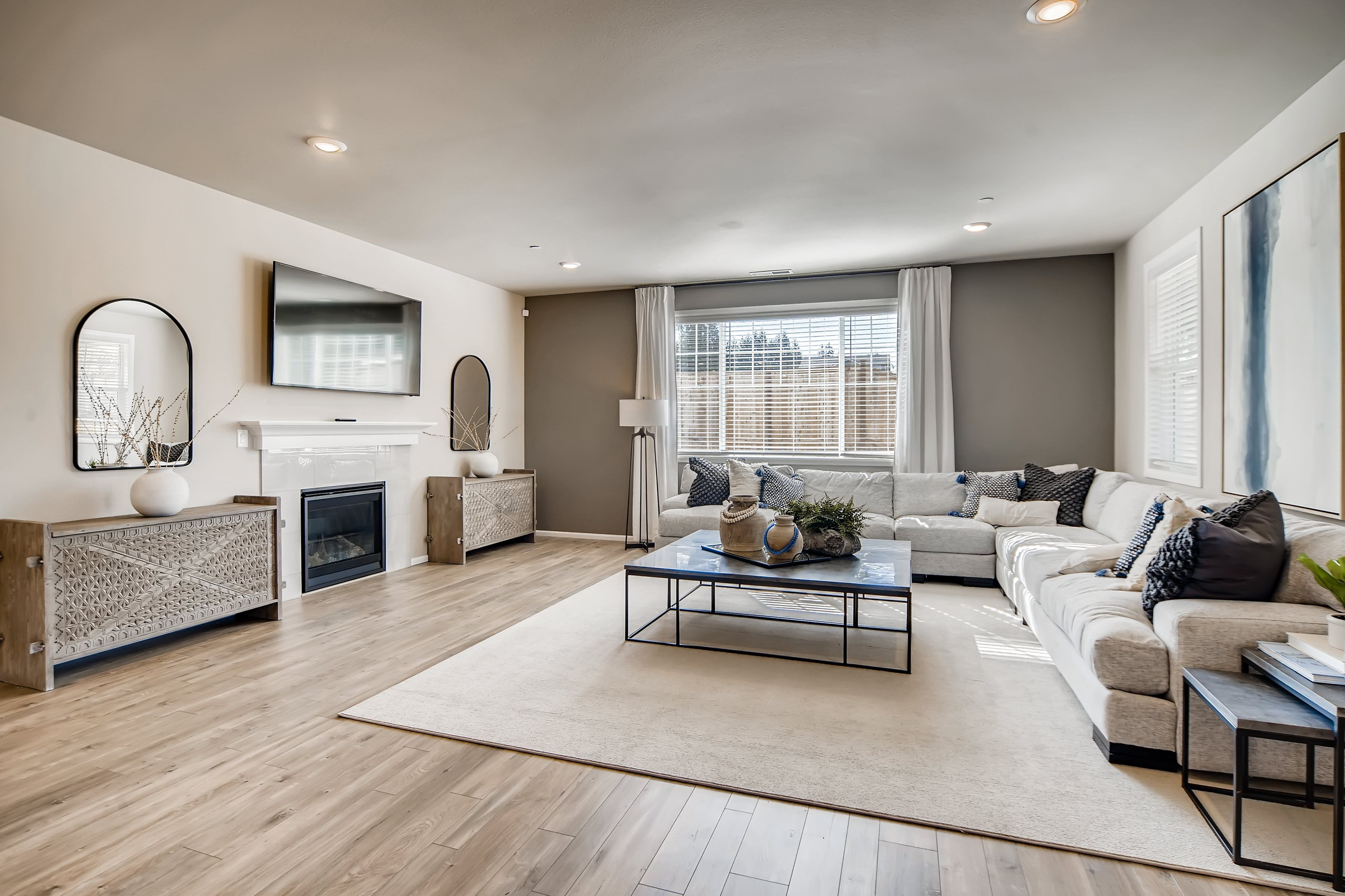 Living Area featured in the Roslyn By Lennar in Seattle-Bellevue, WA