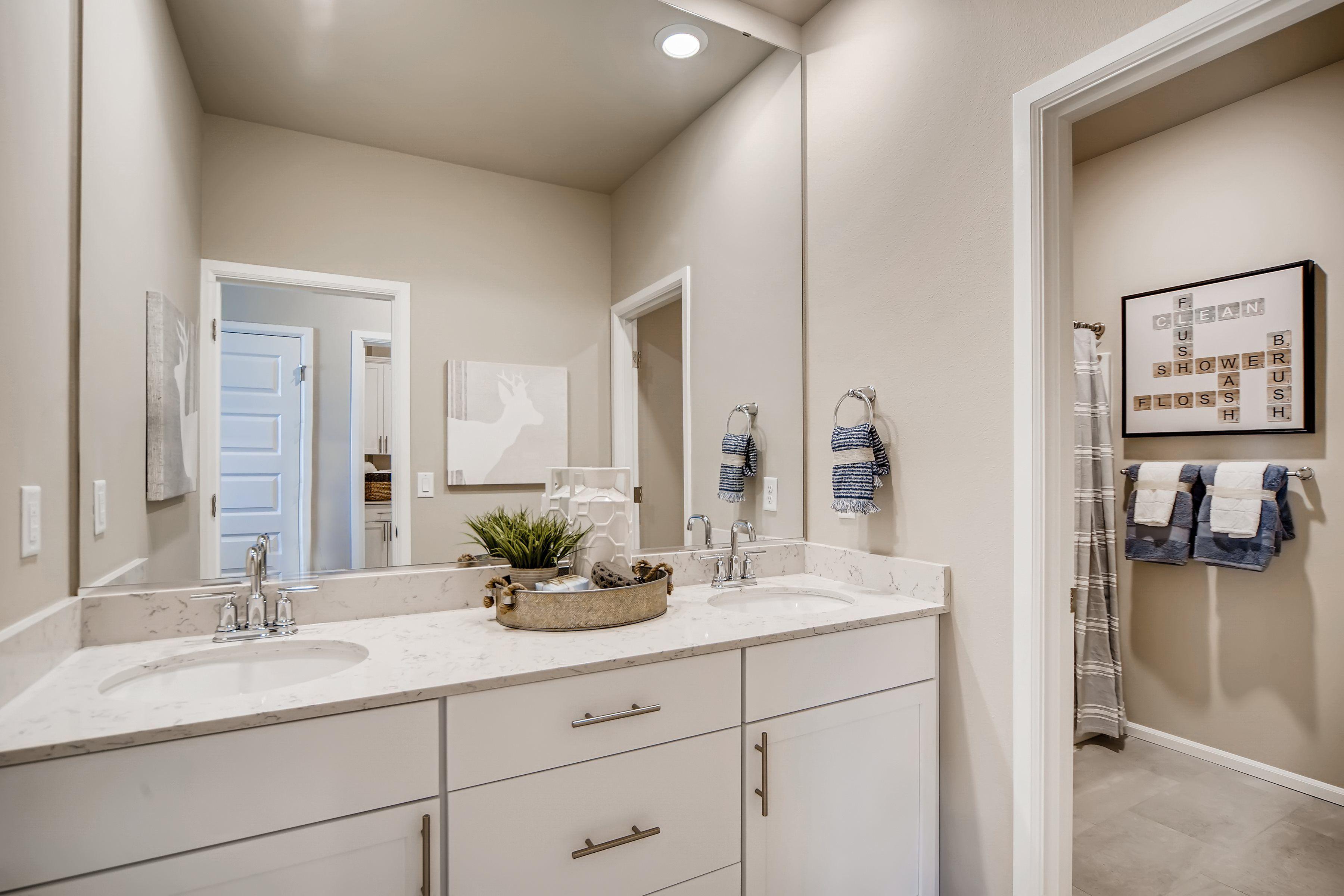 Bathroom featured in the Roslyn By Lennar in Seattle-Bellevue, WA