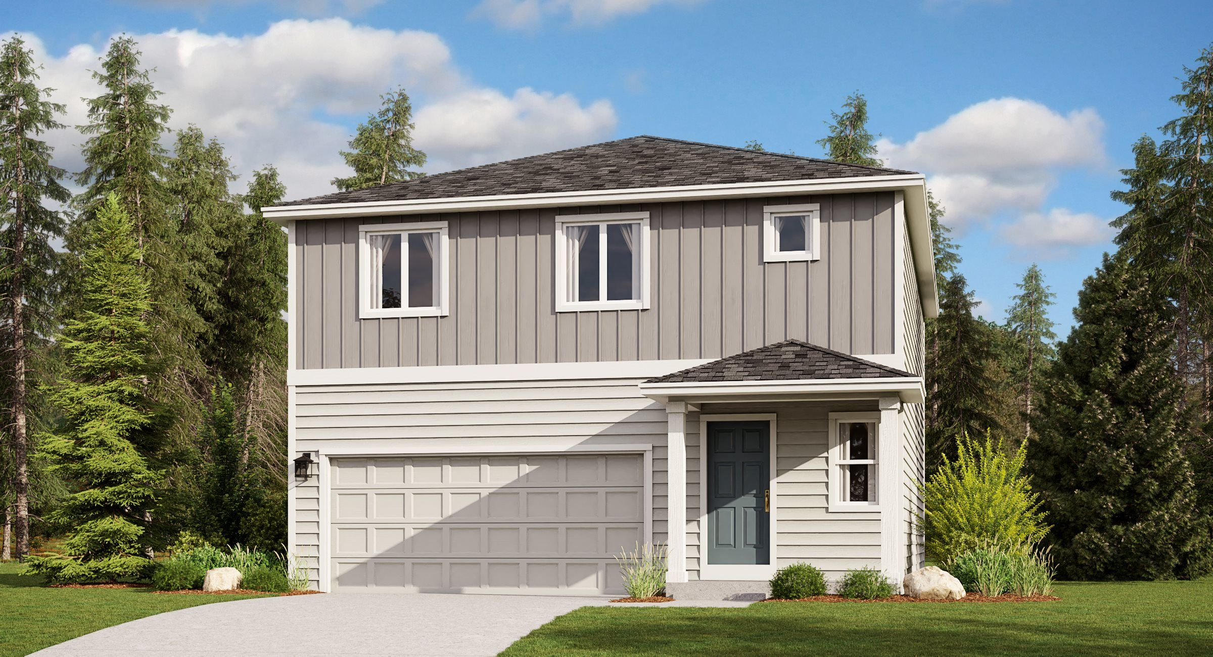 'Wellington Heights' by Lennar - Seattle Homebuilding in Olympia
