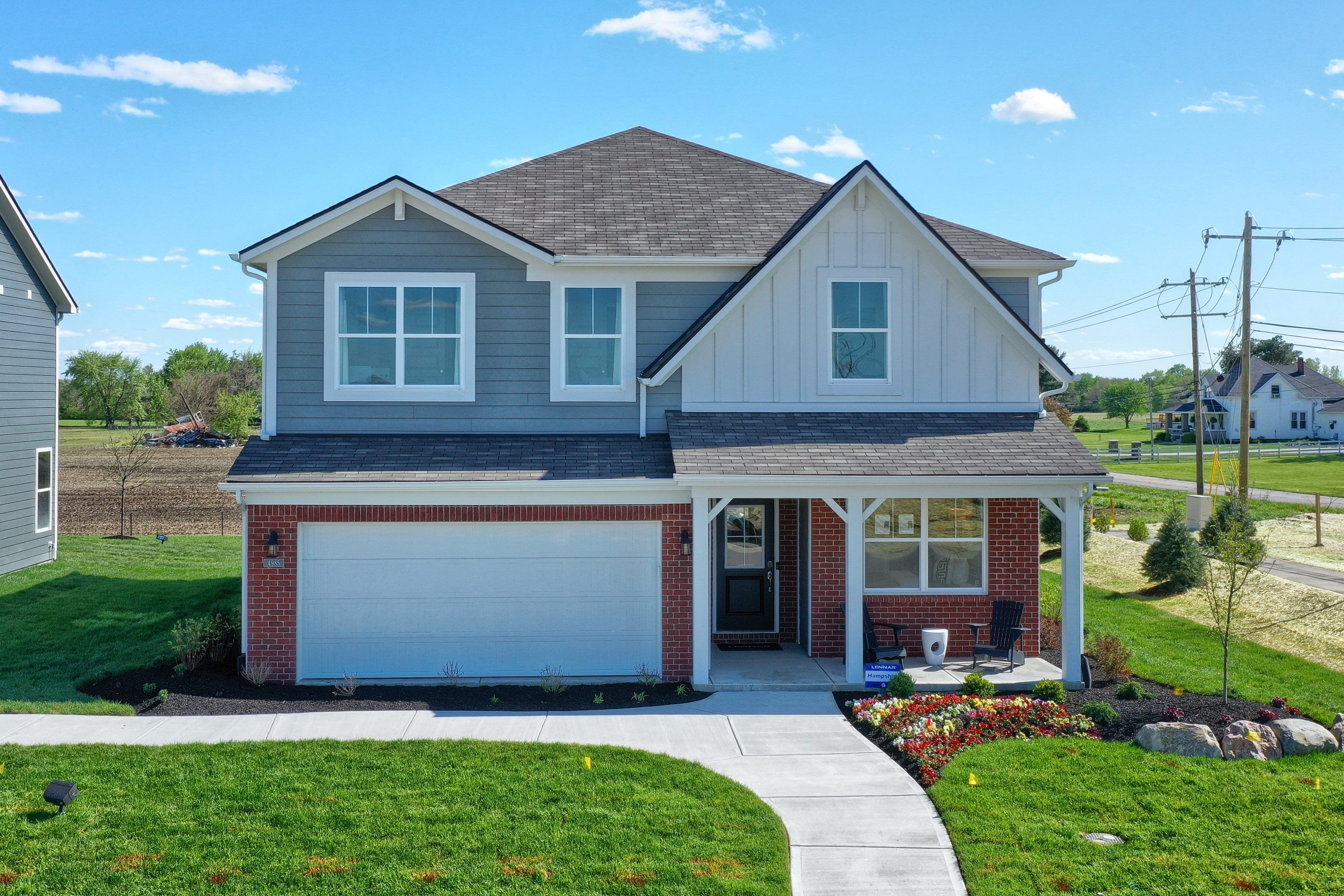 'Copperstone - Copperstone Venture' by Lennar - Indiana in Indianapolis
