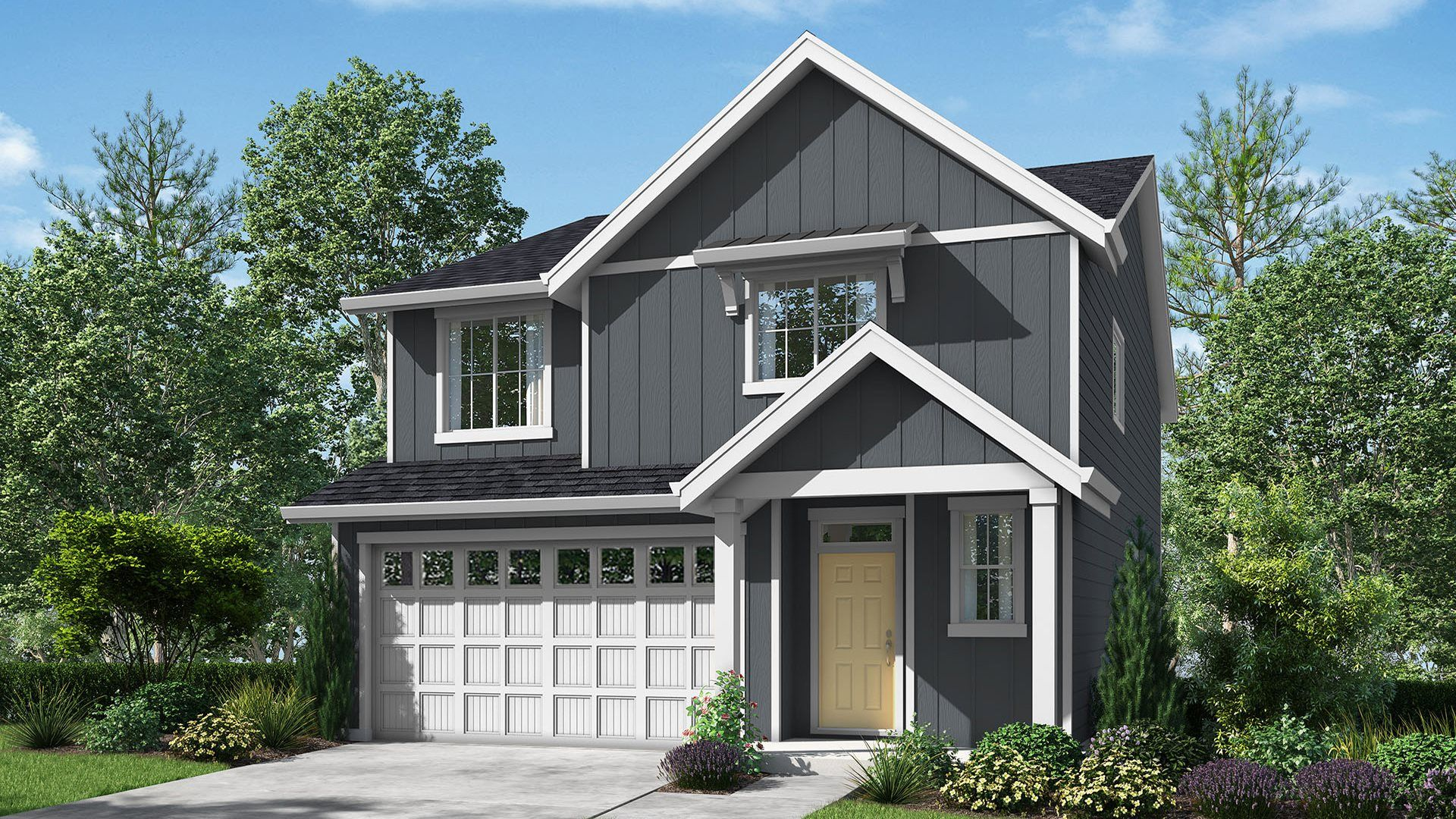Exterior featured in the Ashland By Lennar in Portland-Vancouver, OR