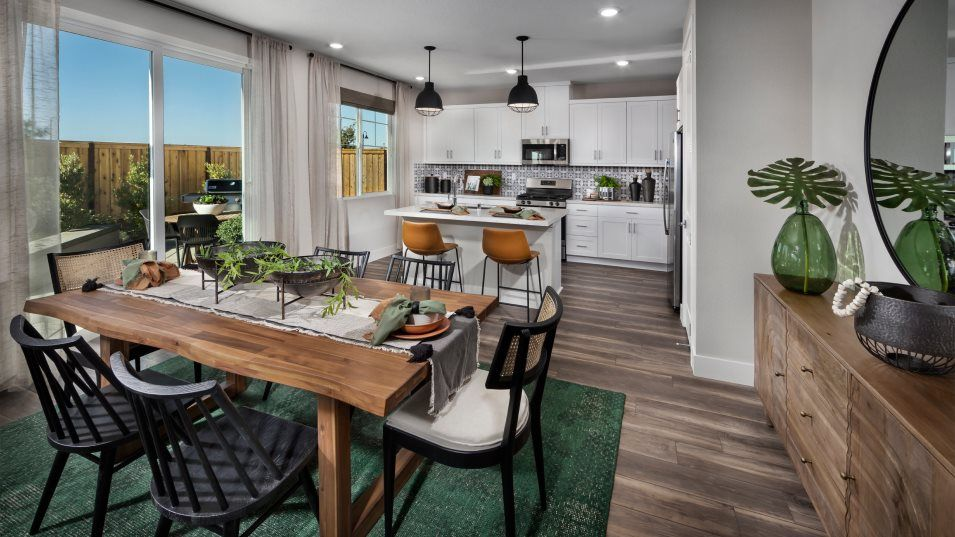 Kitchen featured in the RESIDENCE ONE By Lennar in Vallejo-Napa, CA