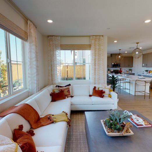 Living Area featured in the RESIDENCE THREE By Lennar in Vallejo-Napa, CA