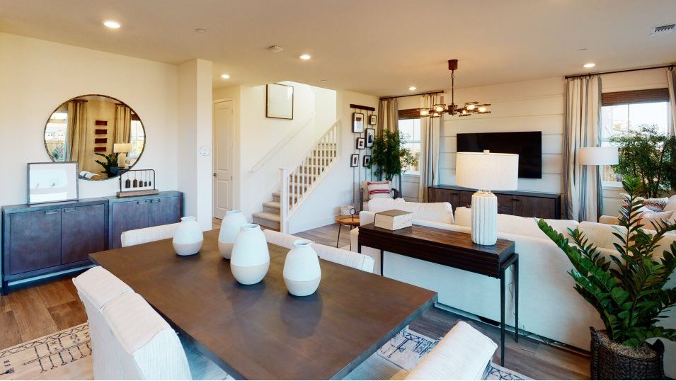 Living Area featured in the RESIDENCE FOUR By Lennar in Vallejo-Napa, CA
