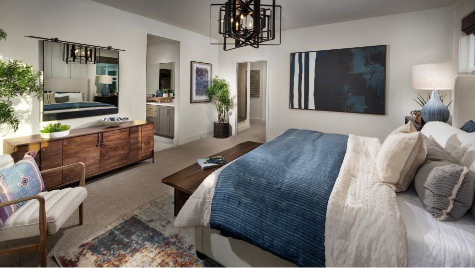 Bedroom featured in the RESIDENCE FOUR By Lennar in Vallejo-Napa, CA
