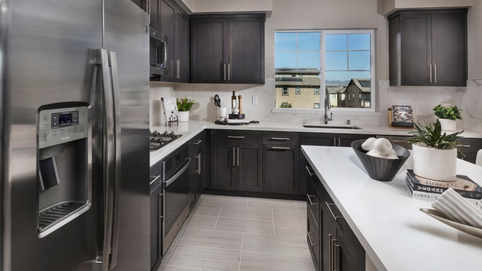 Kitchen featured in the RESIDENCE ONE X By Lennar in Oakland-Alameda, CA