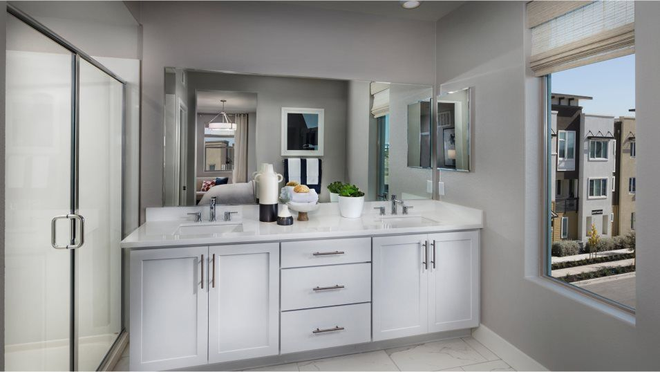 Bathroom featured in the RESIDENCE FIVE By Lennar in Oakland-Alameda, CA