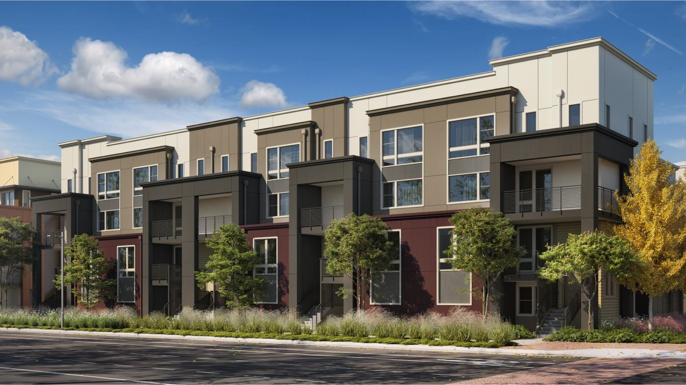 Exterior featured in the RESIDENCE FOUR By Lennar in Oakland-Alameda, CA