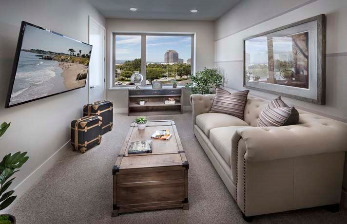 Living Area featured in the Residence A- Avery 1 By Lennar in San Francisco, CA