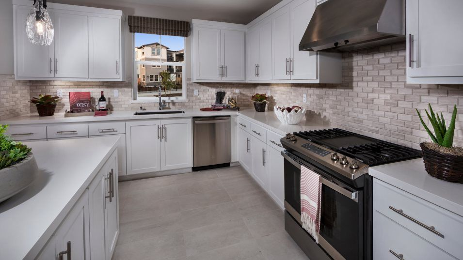 Kitchen featured in the RESIDENCE THREE By Lennar in Oakland-Alameda, CA