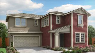 RESIDENCE TWO - Tracy Hills - Amber: Tracy, California - Lennar