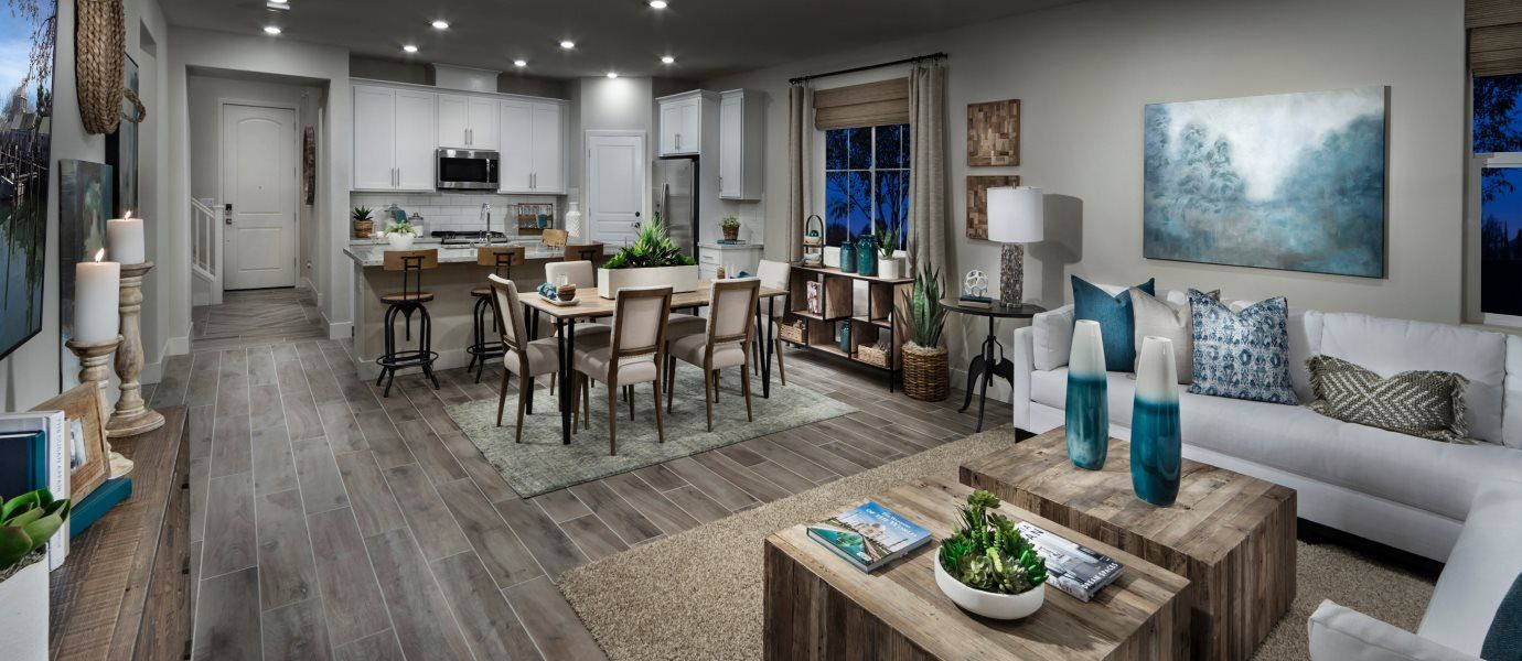 Living Area featured in the RESIDENCE TWO By Lennar in Stockton-Lodi, CA